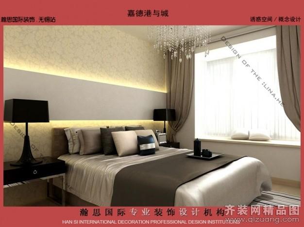 90平米普通戶型現代簡約家裝裝修圖片設計