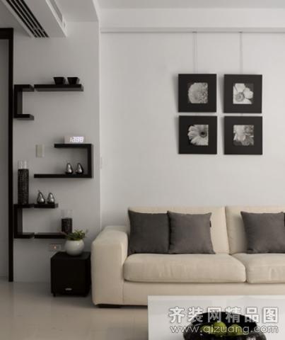 阳光水榭中式风格装修效果图实景图