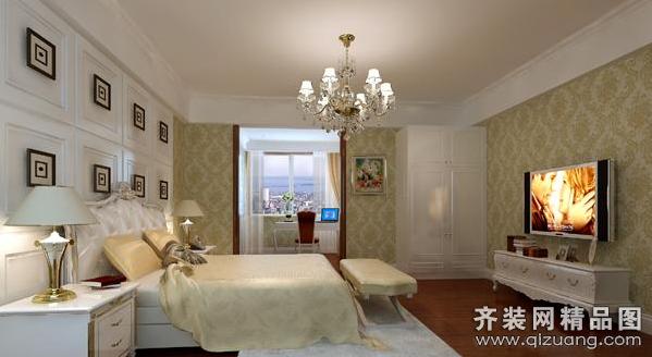 东方维罗纳欧式风格装修效果图实景图