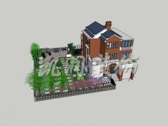 青岛惠安别墅设计
