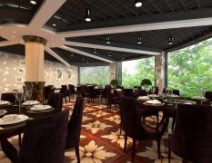 半月湾中式餐厅