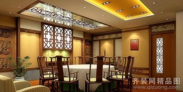 两百平方饭店设计图