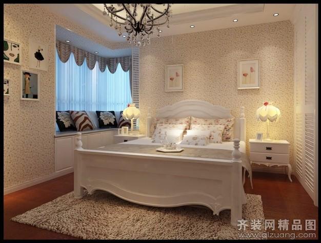 140平米普通户型欧式风格家装装修图片设计-连云港齐