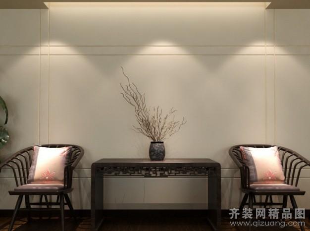 酒店包间中式风格装修效果图实景图图片