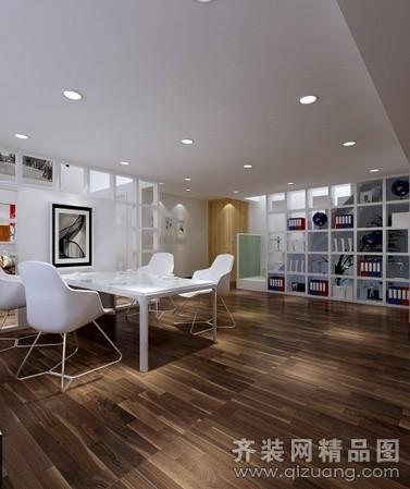 君悦蓝庭样板房现代简约装修效果图实景图