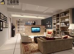 现代简约-香滨左岸