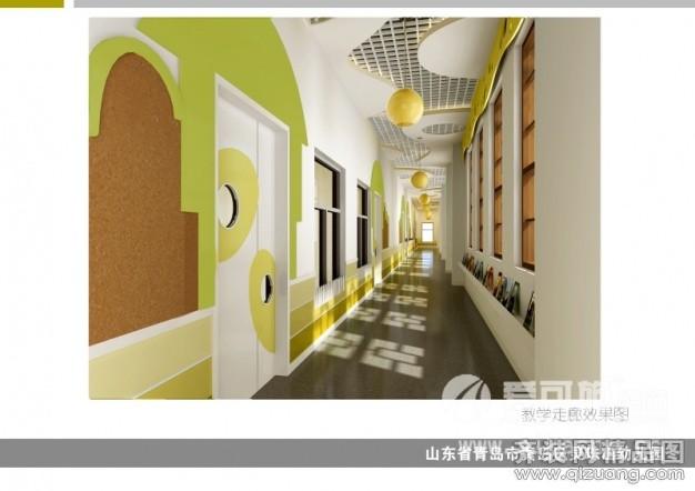 灵珠山幼儿园2000平米普通户型田园风格家装装修图片