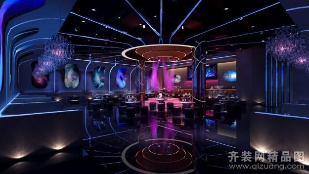 小酒吧欧式风格装修效果图实景图