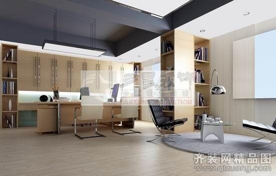 韶关公司工装400平米普通户型现代简约家装装修图片