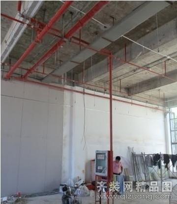 工厂在建工地