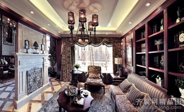 超豪华美式风格别墅