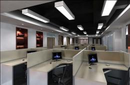 金和国际大厦办公室装修