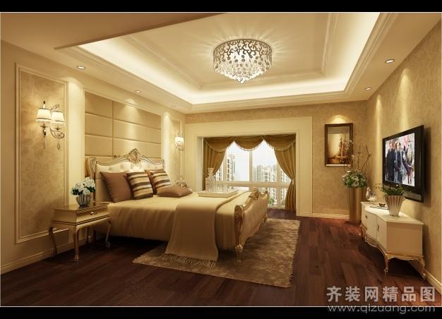 150平米普通户型欧式风格家装装修图片设计-温州齐装