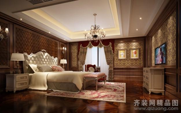 锦春大厦古典风格装修效果图实景图