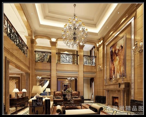 260平米跃层户型现代简约家装装修图片设计-温州齐装