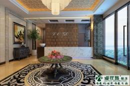 宾馆大厅设计