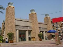 现代简约-融侨A区大门及环境装饰工程