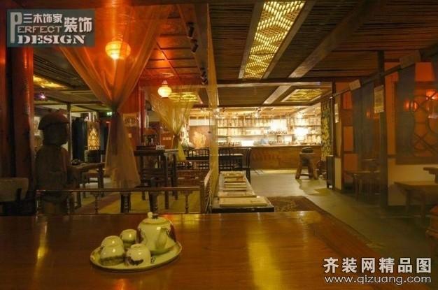 30平米茶店装修图片