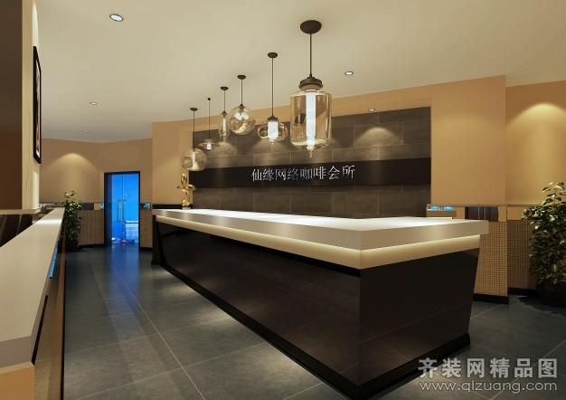 400平米普通户型现代简约家装装修图片设计-无锡齐装