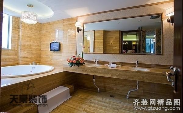 主题酒店洗手间