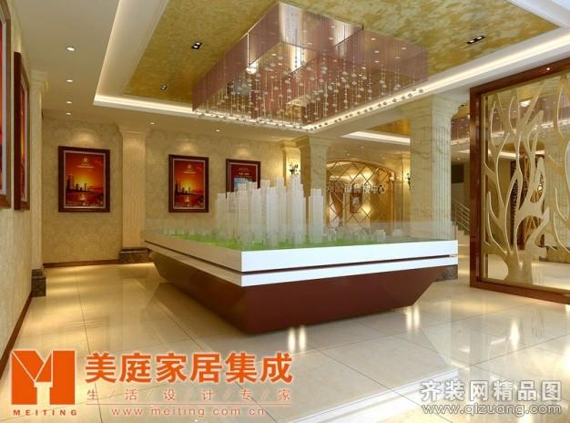 珠光豪庭营销中心