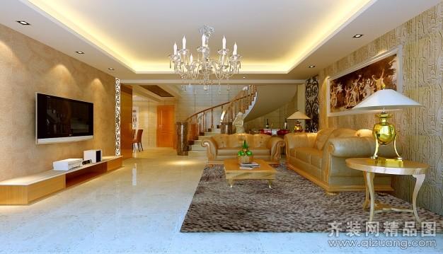 152平米普通户型中式风格家装装修图片设计-厦门齐装