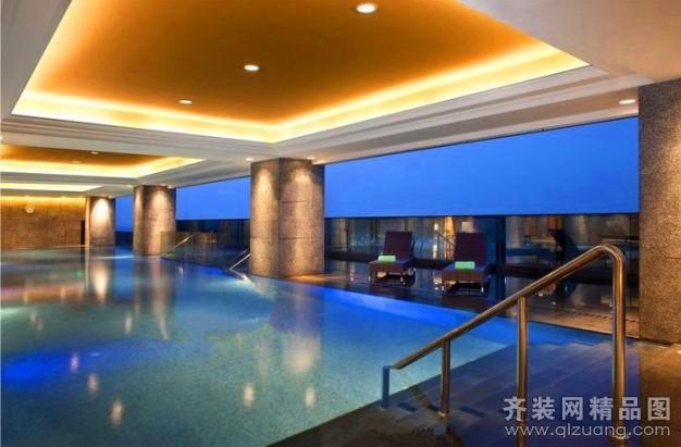 酒店 饭店装修欧式风格装修效果图实景图