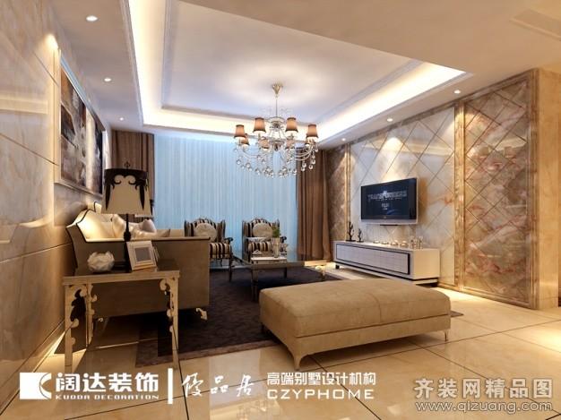 阳光龙庭150平米普通户型现代简约家装装修图片设计