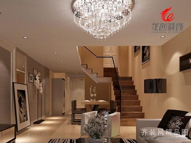 泰东门面房现代简约装修效果图实景图