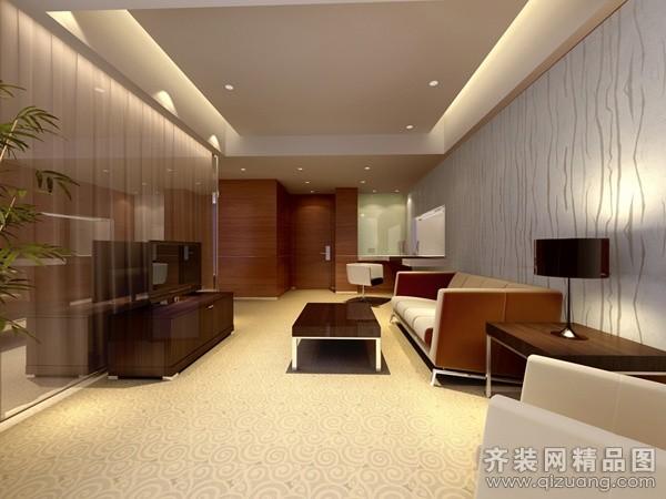 星海酒店现代简约装修效果图实景图