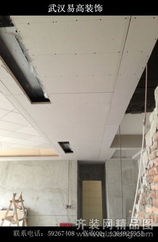欧式背景墙木工施工3d