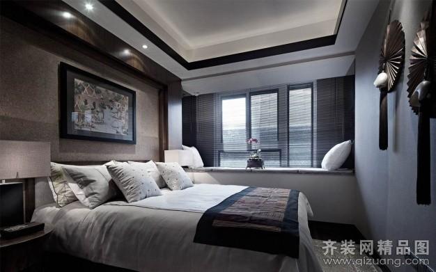 150平米普通户型现代简约家装装修图片设计-广州齐装