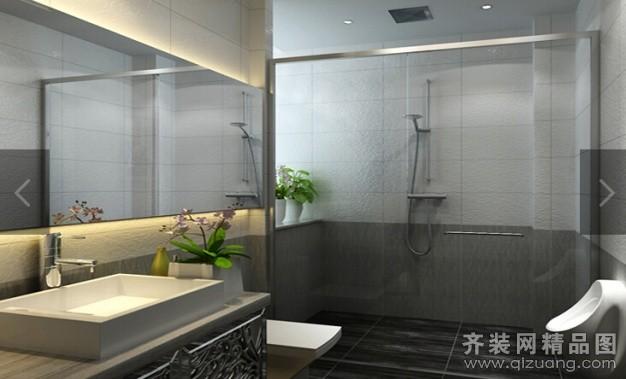 280平米复式户型欧式风格家装装修图片设计-贵阳齐装