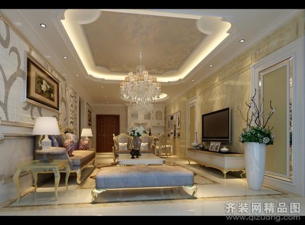 243平米跃层户型欧式风格家装装修图片设计-贵阳齐装