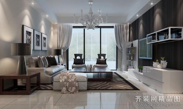 高教公寓现代简约装修效果图实景图
