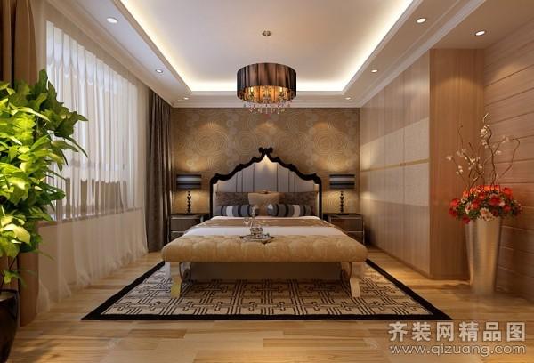 170平米普通戶型現代簡約家裝裝修圖片設計-太原齊裝