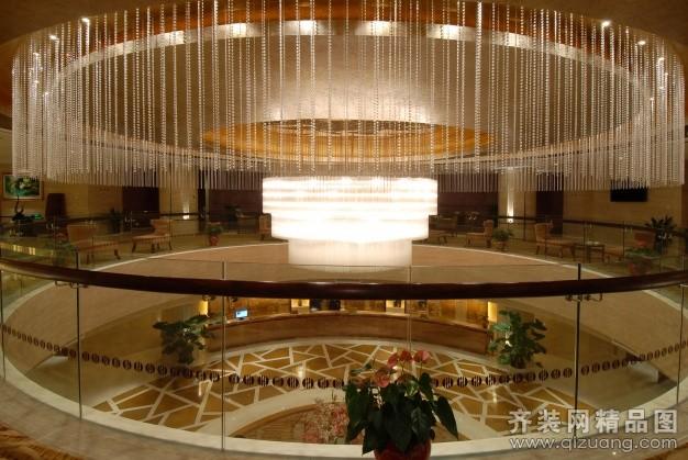 金桥酒店欧式风格装修效果图实景图