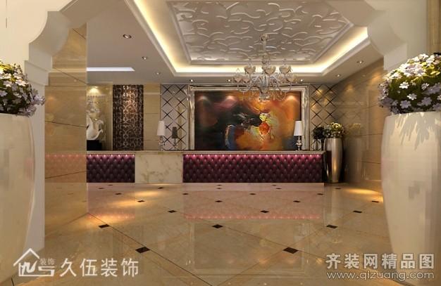 450平米普通户型欧式风格家装装修图片设计-连云港齐