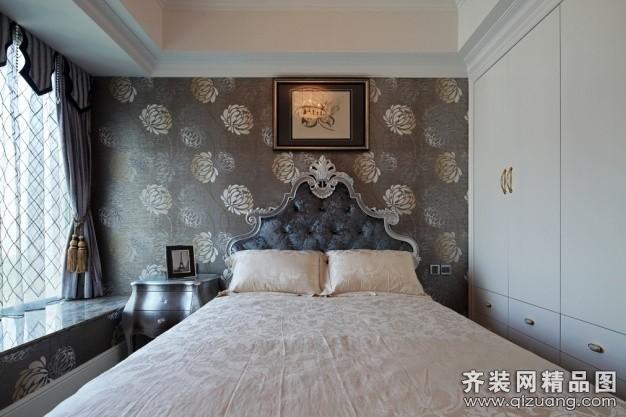 158平米普通户型欧式风格家装装修图片设计-郑州齐装