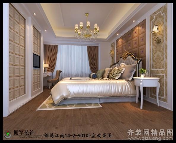 145平米普通户型欧式风格家装装修图片设计-永康齐装