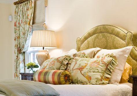 齐装网:简单舒适的田园风格卧室