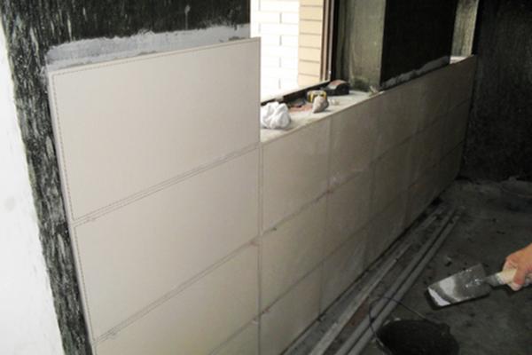 泥瓦装修三大材料施工要点