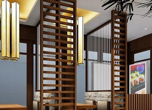 日式餐厅风格设计让你走进大自然