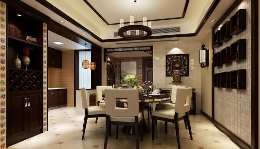 中式风格装修设计表现
