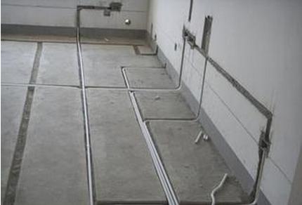 水电装修之水电路安装技巧