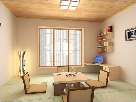 小屋子里的大空间 榻榻米装修效果