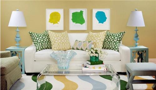 布艺沙发效果图 布艺沙发怎么清洗?