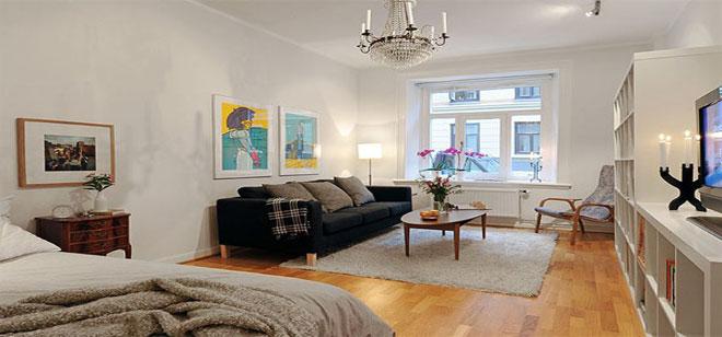 迷死80后的装修风格之小户型室内设计欣赏