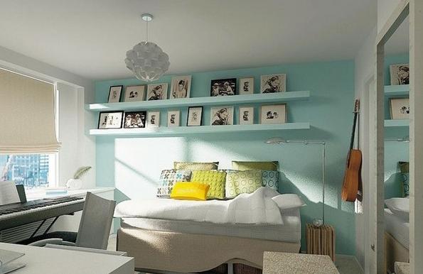 出租房装修设计 小空间大作用