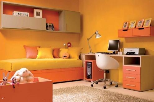 儿童小房间花样装修效果图 打造别样奇趣乐园